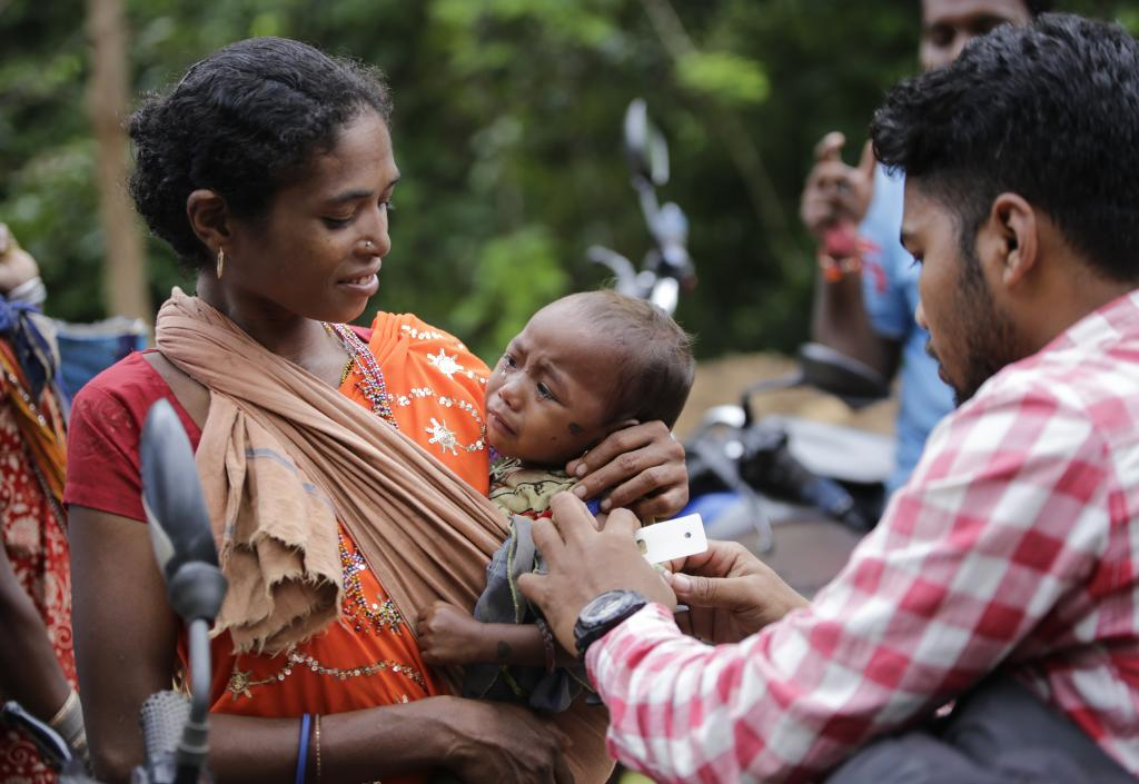 Urban women had a lower fertility rate than women residing in rural areas across almost all states, but this gap has been shrinking, according to NFHS-5 findings. Photo: Vikas Choudhary