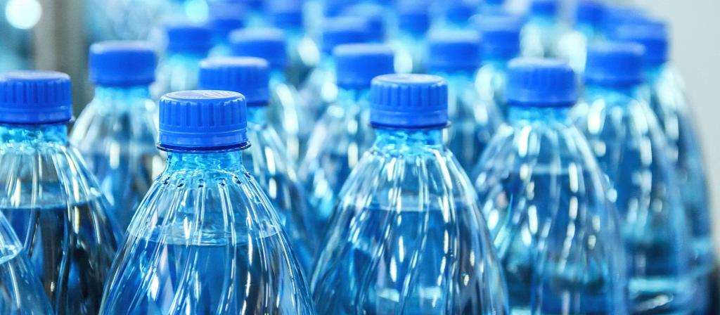 Since water bottles are made from polymers, there are chances that bottled water would have more microplastics, said the WHO. Photo: Getty Images