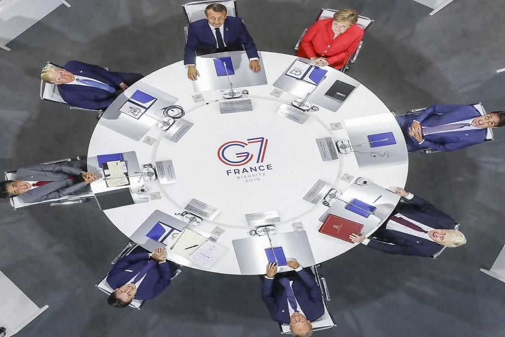 Photo: G7 France/Twitter