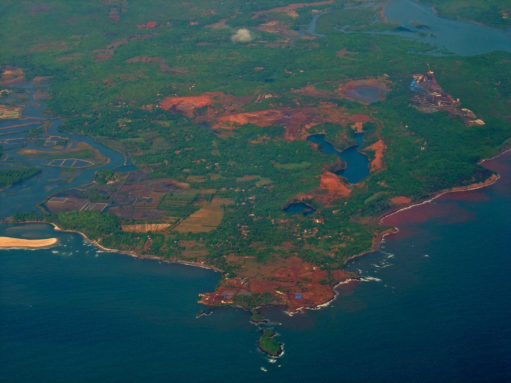 Goa has more than 700 square kilometres under mining. Photo: Reboni Saha