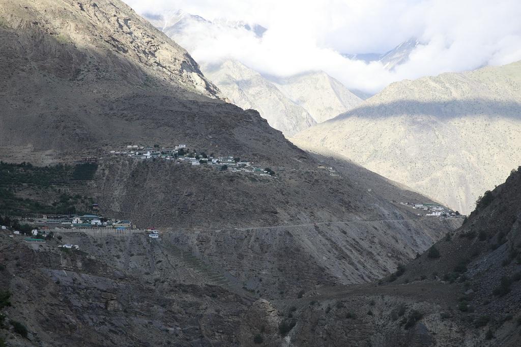 मरुस्थलीकरण ने हिमाचल प्रदेश को भी अपनी जद में ले लिया है। फोटो: मिथुन