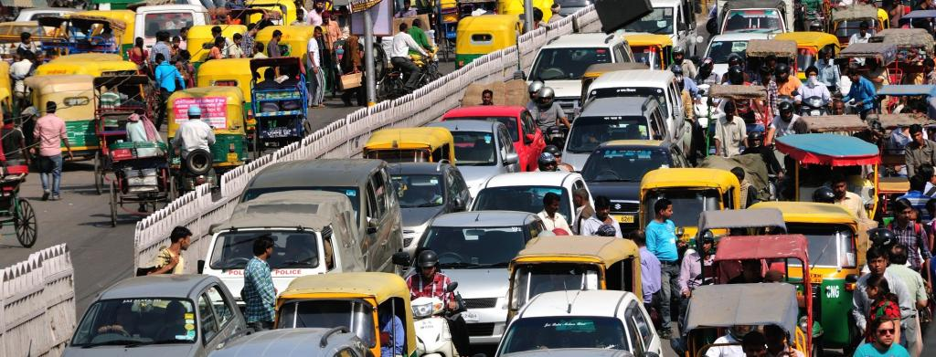 The scheme needs to be introduced in coordination with the Uttar Pradesh and Haryana governments to combat traffic confusion, said experts. Photo: Getty Images