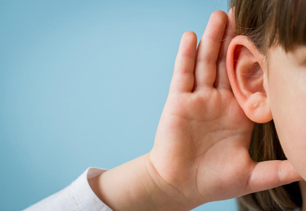 According to the World Health Organization (WHO), 60 per cent of childhood hearing can be prevented. Photo: Getty Images