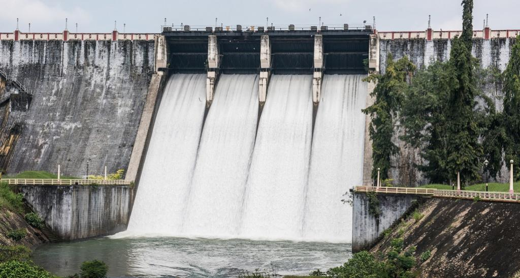 The water volume in 113 reservoirs was at 168.77 BCM (billion cubic metre), an increase of 29.55 BCM from last week. Photo: Getty Images