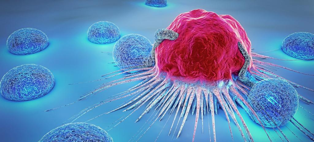 Scientists have found a way to stop the degradation of a protein called p53 that prevents cancer cells from proliferating and forming tumors. Photo: Getty Images