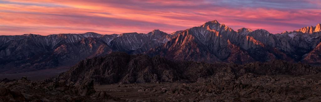 Sierra Nevada. Photo: Getty Images
