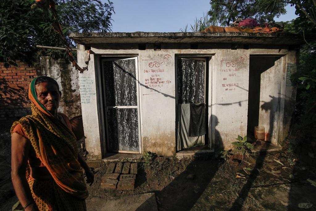 उत्तर प्रदेश के गांव घोरा में 75 फीसदी लोग शौचालयों का प्रयोग कर रहे हैं