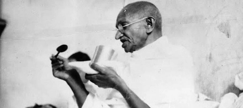 Mahatma Gandhi. Photo: Wikimedia Commons