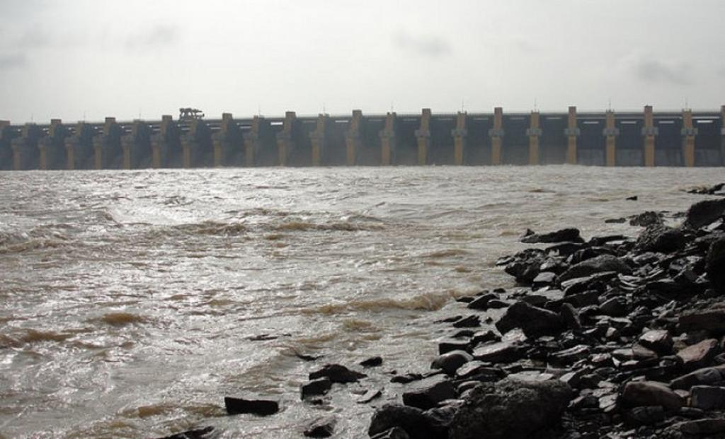 The storage of India's 120 reservoirs is now 88 per cent of their capacity. Photo: India Water Portal @indiawater/Twitter