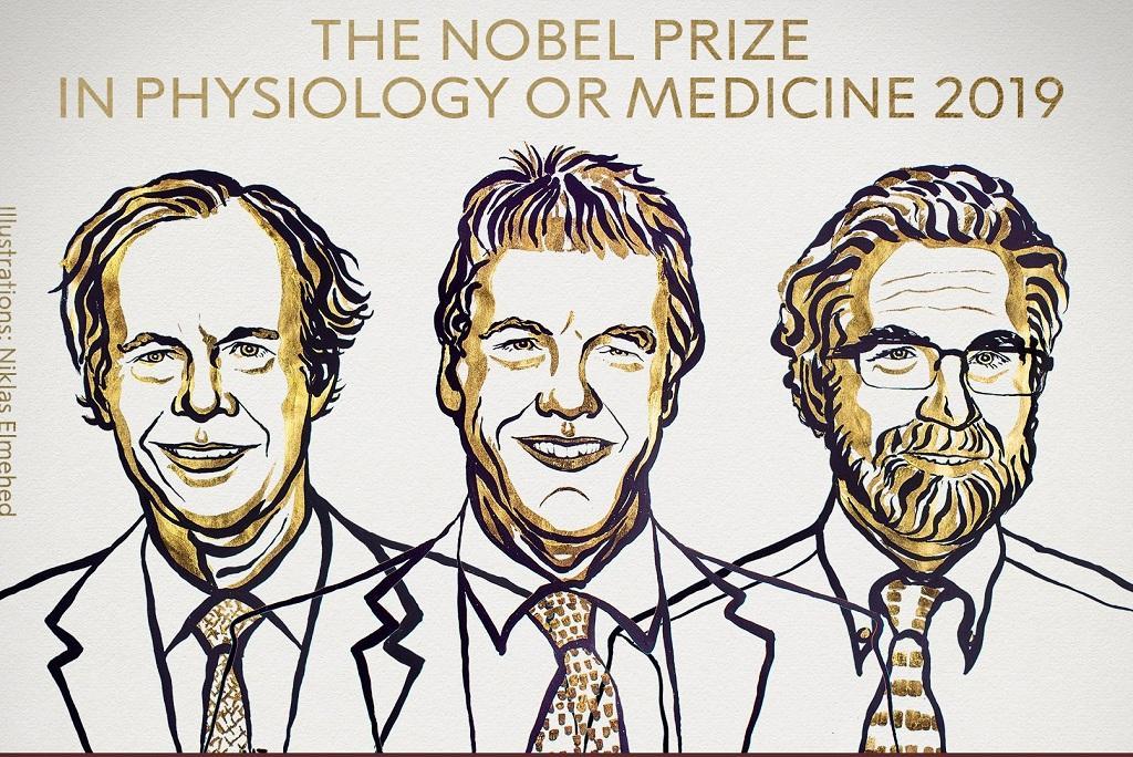 Photo: twitter @NobelPrize