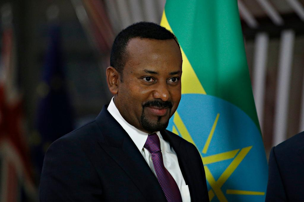 Abiy Ahmed. Photo: Alexandros Michailidis / Shutterstock / the Conversation