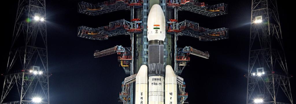 Chandrayaan 2, India's voyage to the moon. Photo: ISRO