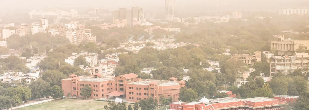 In Anand Vihar, Dwarka, and Vivek Vihar, air quality is in 'very poor' category. Photo: Getty Images