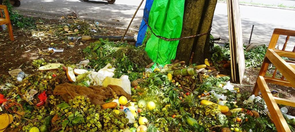 Food wastage in Panaji. Photo: Flickr