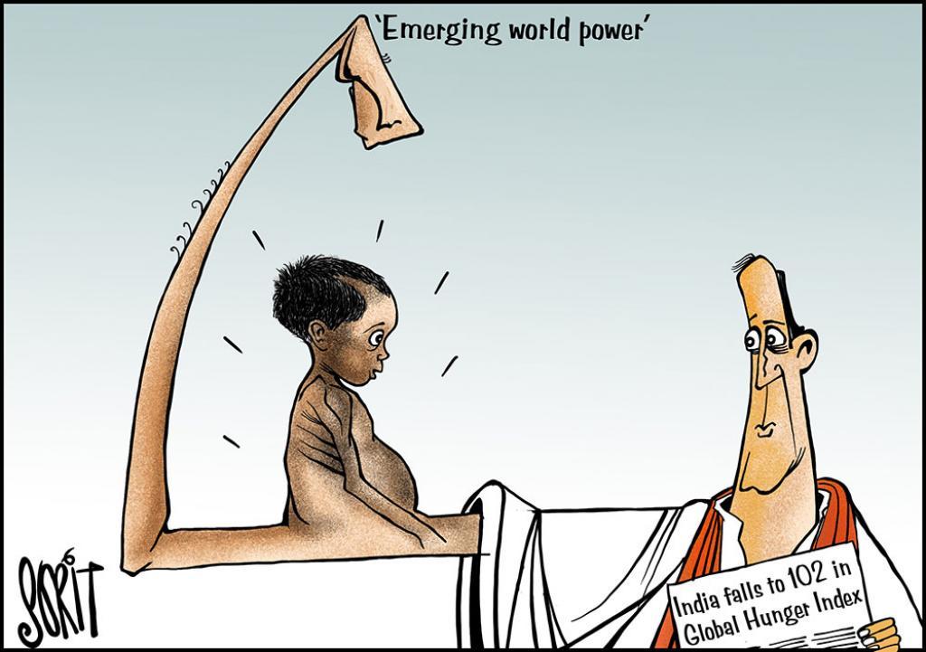 Emerging world power