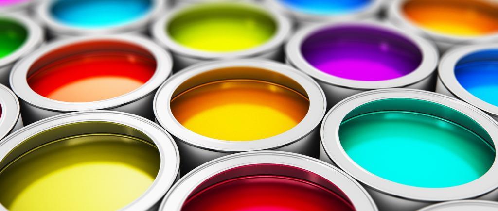 Paints. Photo: Getty Images