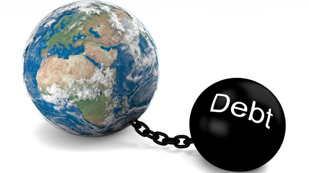 Global debt. Photo: Getty Images