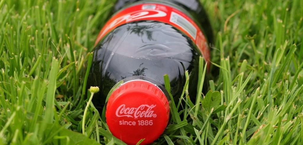 Coco-Cola plastic polluter. Photo: Pixabay.com