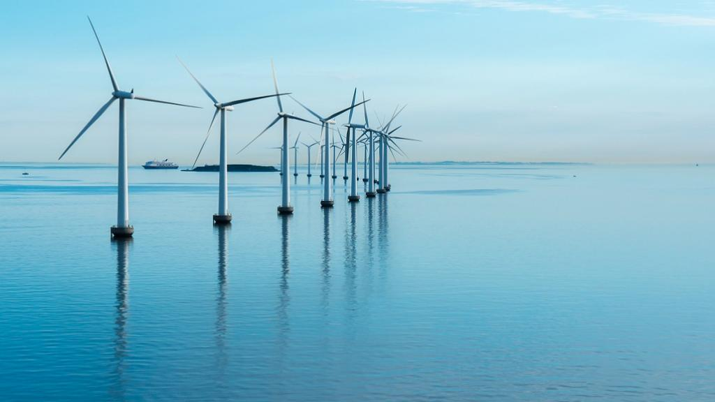 Offshore wind industry. Photo: Getty Images