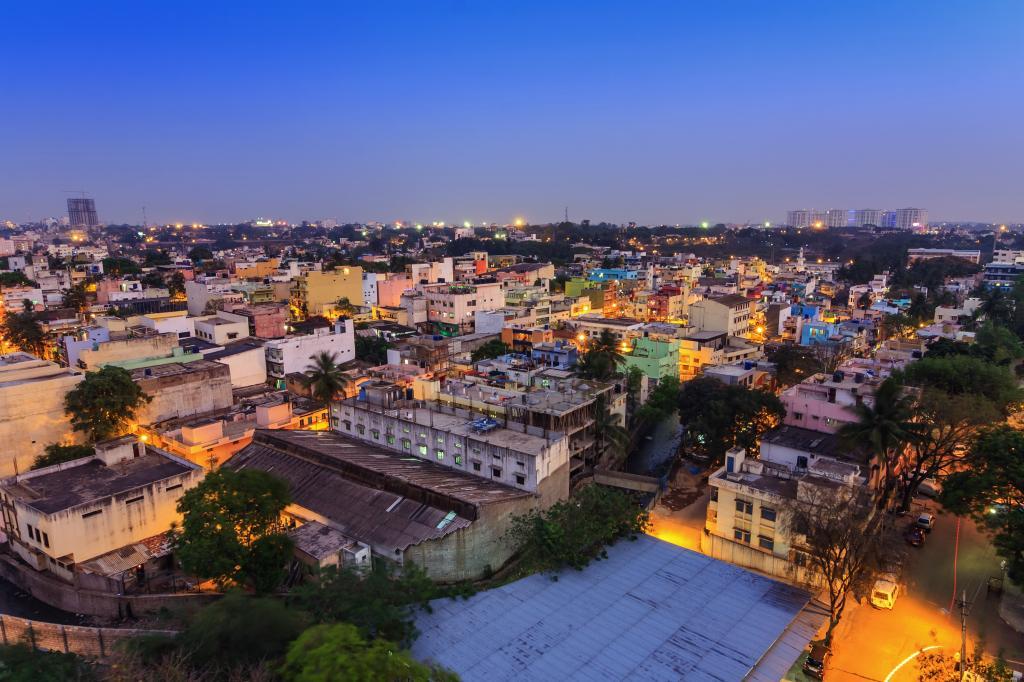 Bengaluru. Photo: getty Images