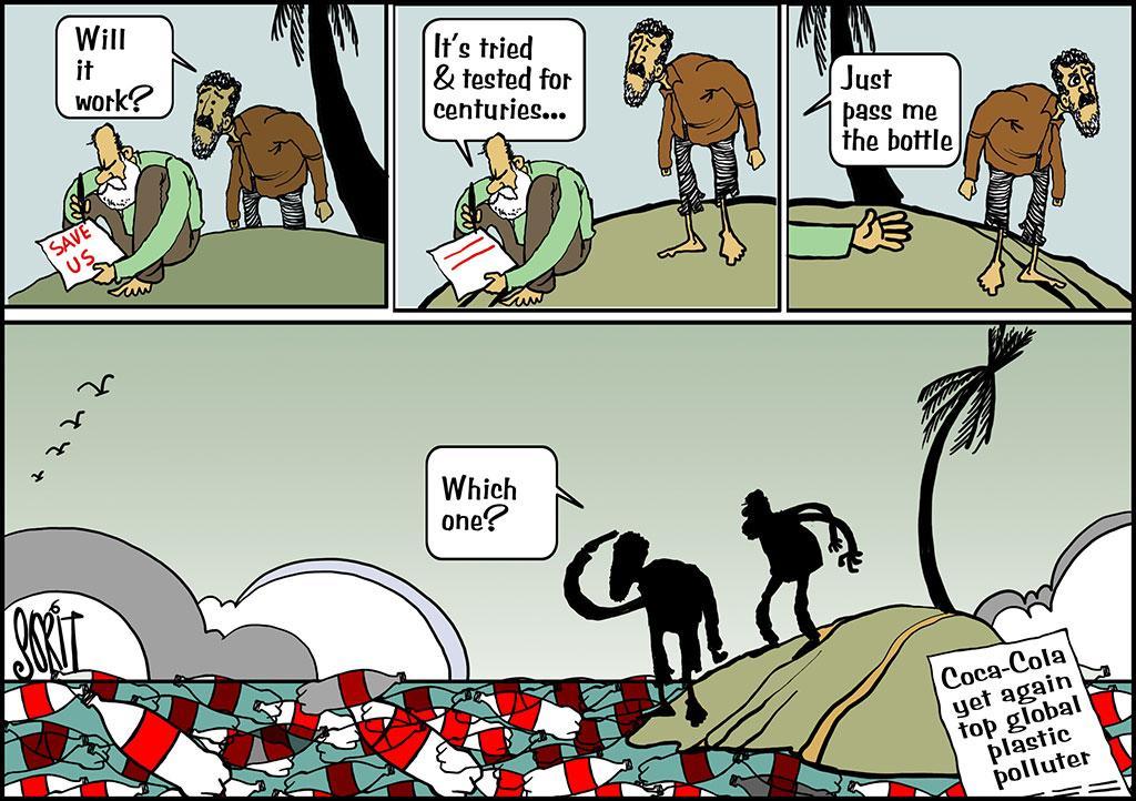 Simply Put Cartoon 29 October