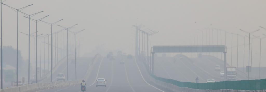 Delhi smog. Photo: Vikas Choudhary