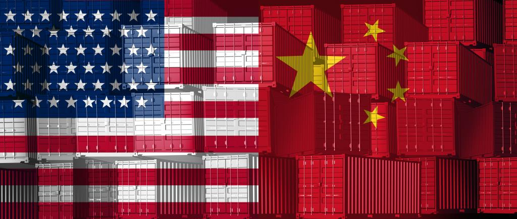 US-China trade war. Photo: Getty Images