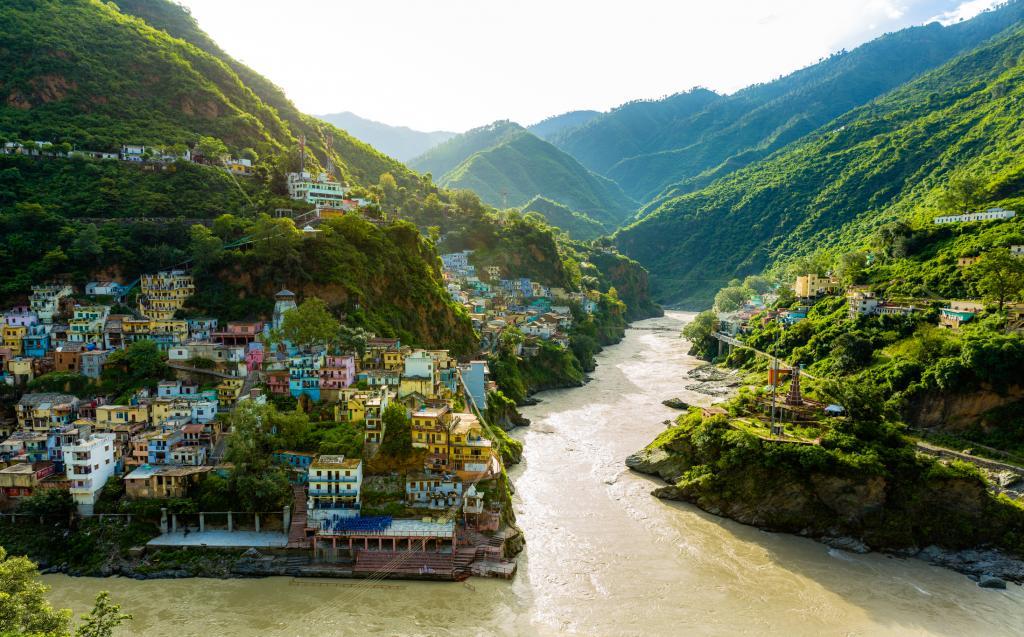 Ganga in Uttarakhand. Photo: Getty Images