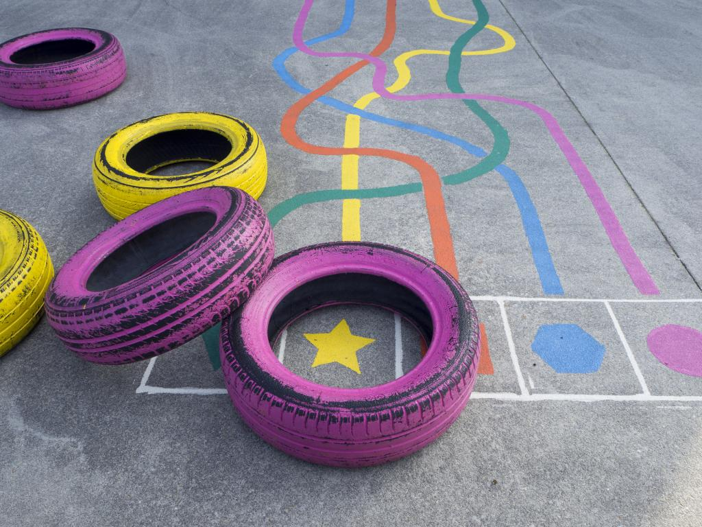 used tyres. Photo: Getty Images