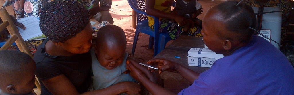 Almost 5,000 people have died due to measles in the Democratic Republic of the Congo. Photo: Flickr