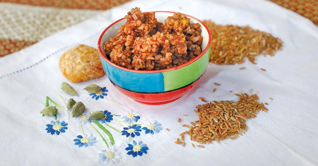 पोषण से भरा तिन्नी चावल