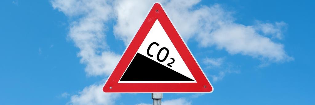 The new WMO Greenhouse Gas Bulletin says CO2 concentration in atmosphere has breached all recent records. Photo: Getty Images