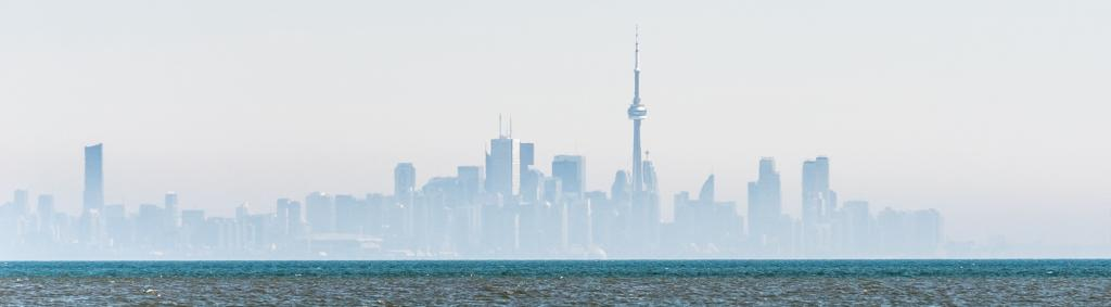 The Toronto skyline. Photo: Getty Images