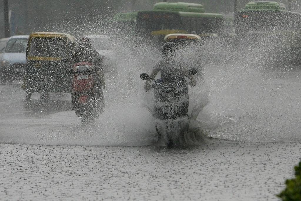 पिछले कुछ सालों से बारिश का पैटर्न बदलता जा रहा है। फोटो: विकास चौधरी