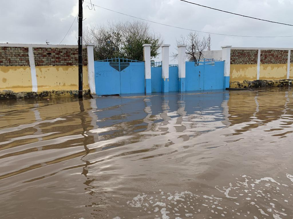 Djibouti receives two years' worth of rain in a single day. Photo: Ilyas M. Dawaleh