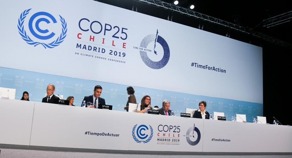 CoP 25th plenary meet. Photo: UNFCCC