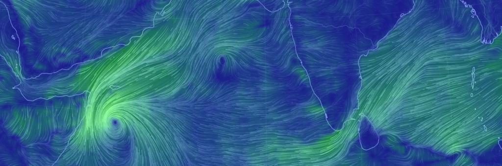 Eighth cyclone formed in the North Indian Ocean region