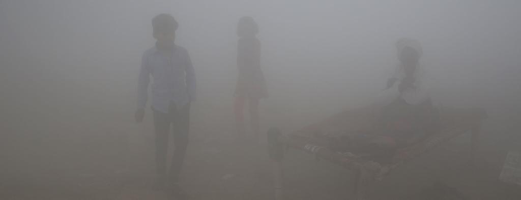 Delhi is on the verge of another 'severe' air quality episode