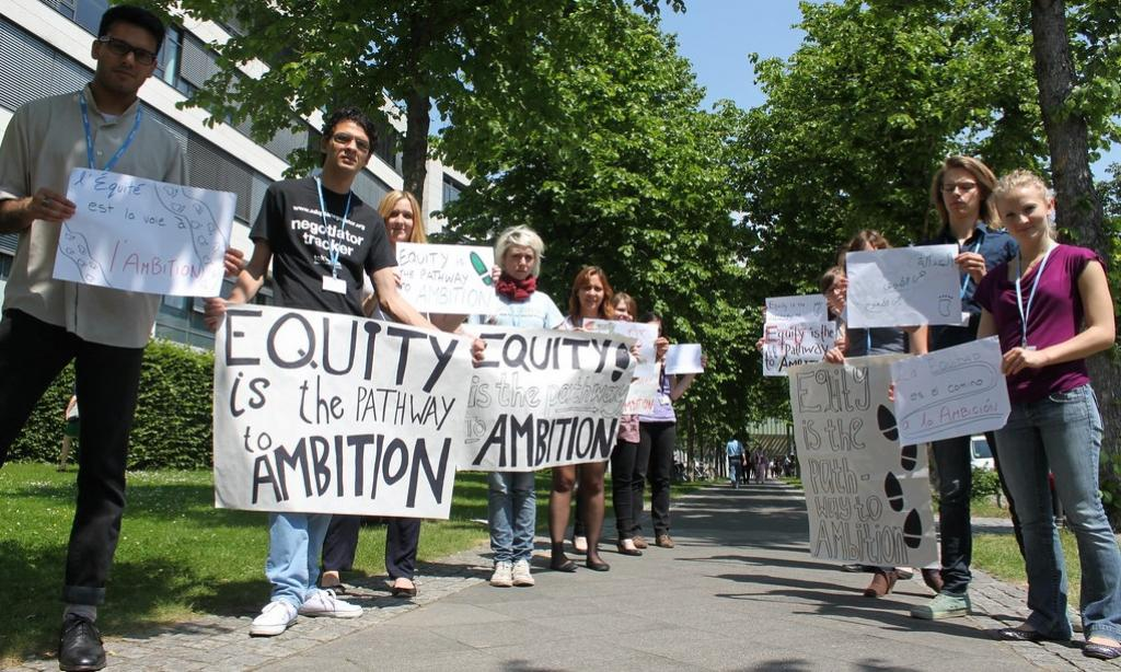 What CSE wants on climate equity