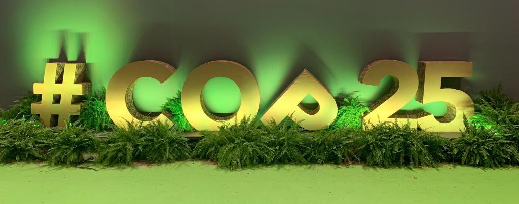 COP 25 end. Photo: @iscop25over / Twitter