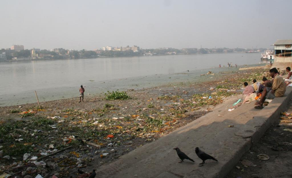 The Ganga. Photo: Flickr