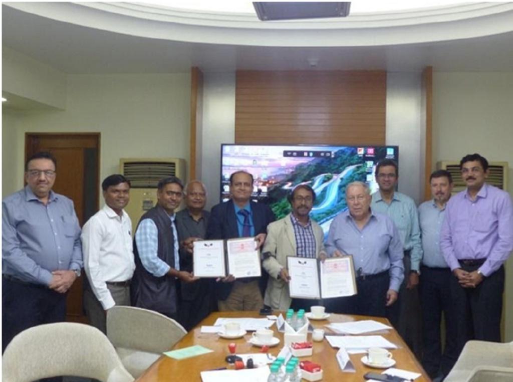 Cipla-CDRI collaboration. Photo: ISW