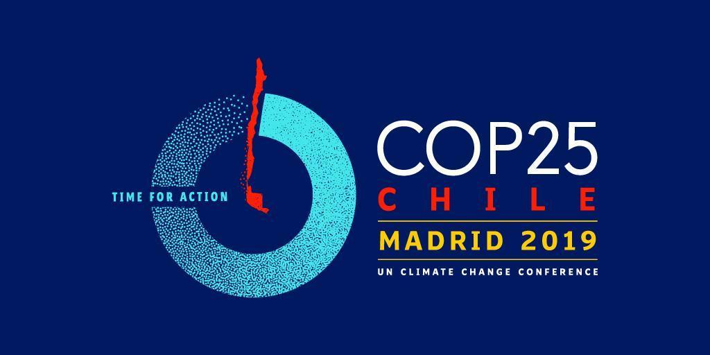 COP 25. Photo: Twitter
