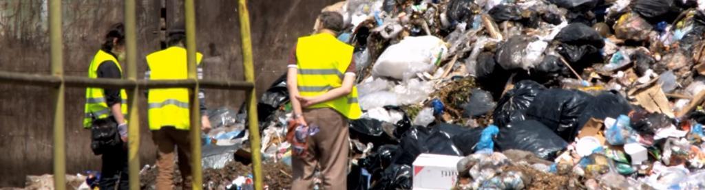 Waste segregation in Capannori. Photo: YouTube
