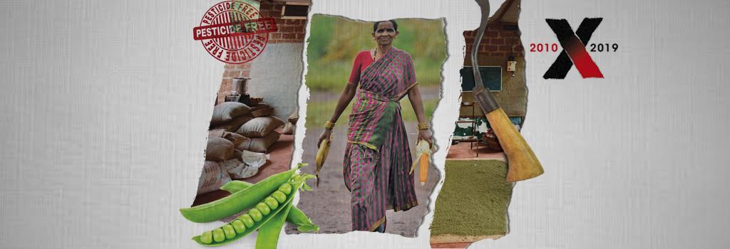 Food in India. Illustration: Ritika Bohra