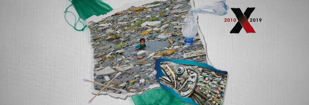 Plastics. Illustration: Ritika Bohra