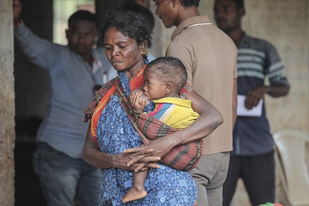 भारत के 22 राज्यों में गरीबी दूर करने के प्रयास नाकाफी साबित हो रहे हैं। फोटो: विकास चौधरी