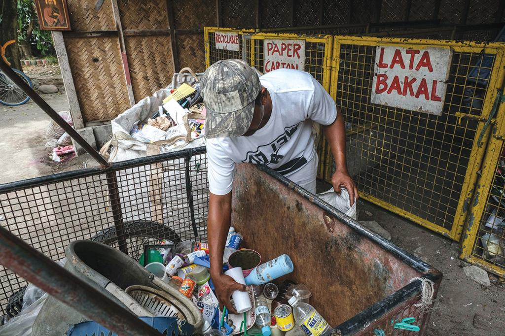 Glitter, not litter: These 10 cities show how to get rid of waste