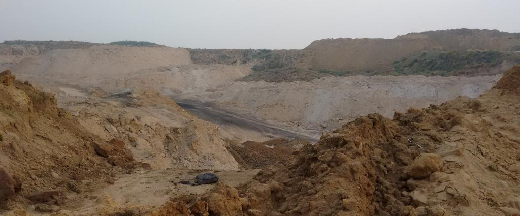 A coal mine in West Bengal. Photo: Wikimedia Commons