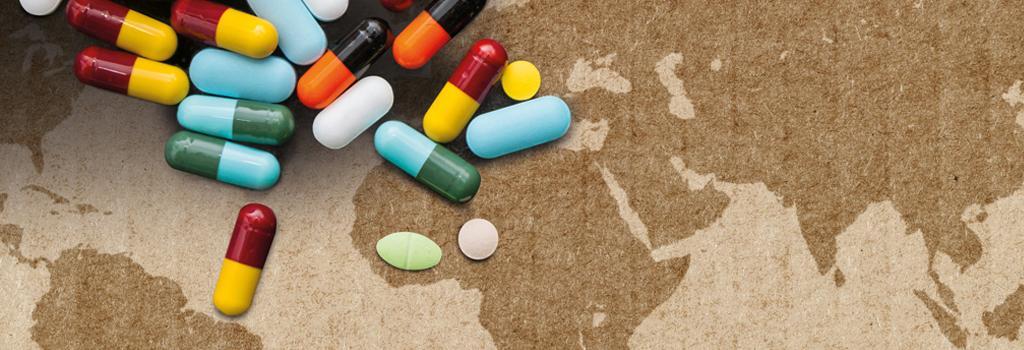 Antibiotic resistance in Africa